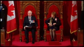 Discours du Trône 2015 / Speech from the Throne 2015