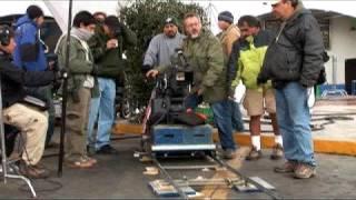 """Detrás de cámaras en """"El Viaje de Teo"""" parte 2"""