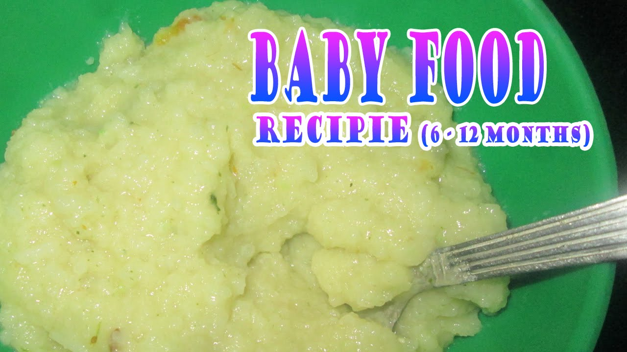 Baby food recipe for 6 12 months baby food recipe for 6 12 months forumfinder Image collections