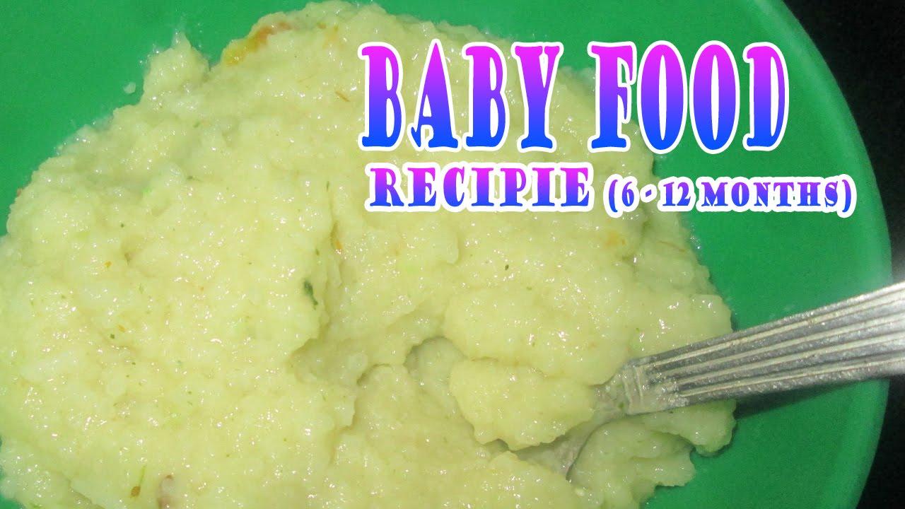 Baby food recipe for months telugu nagaram also rh youtube