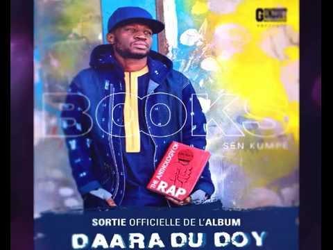 Books (Sen Kumpe) Feat Simeon-7 Seconds (Daara Du Doy 2016)