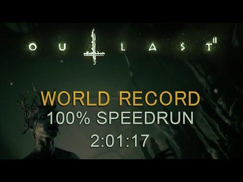 Outlast 2 100% Speedrun 2:01:17 World Record