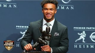 Kyler Murray wins the 2018 Heisman Trophy | College Football 2018