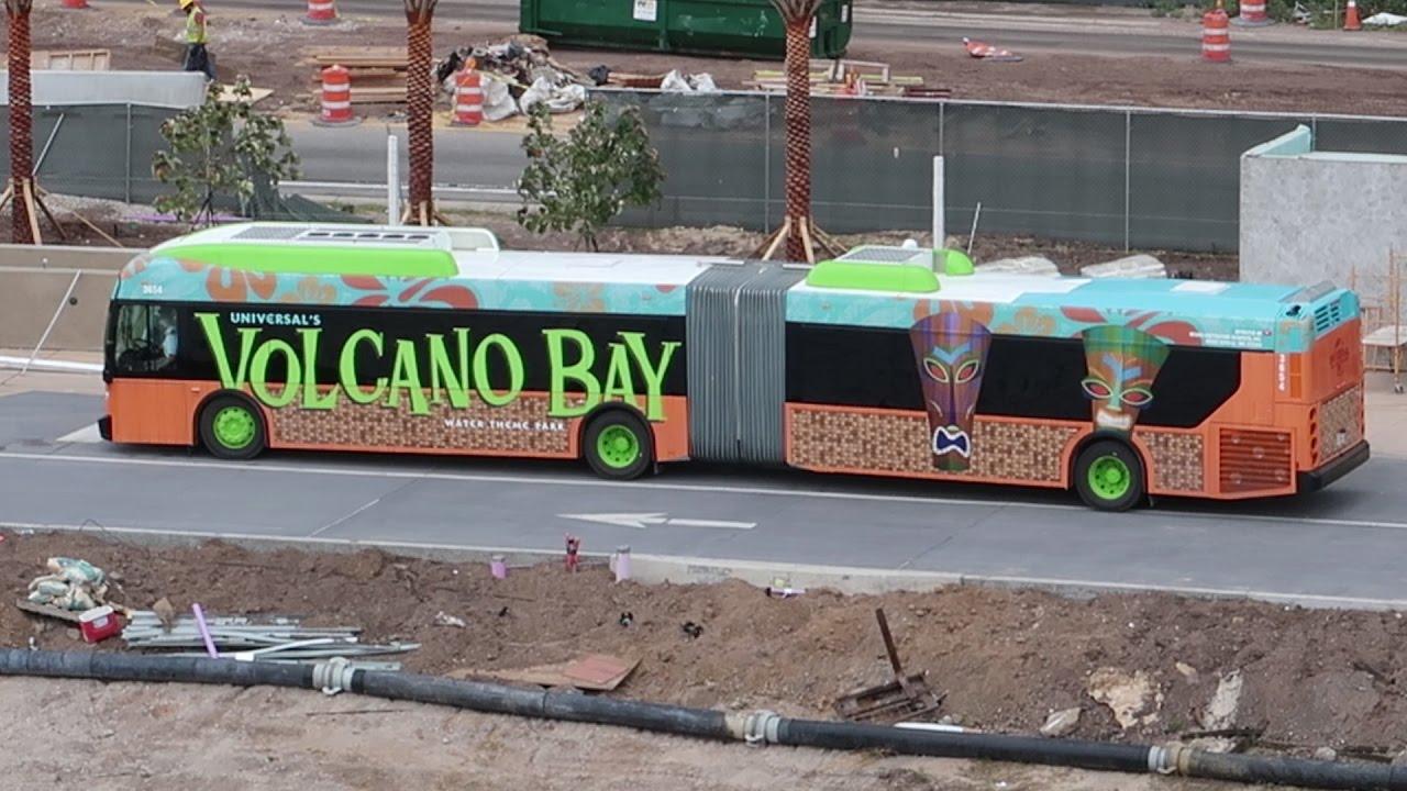 Live updates: Universal Orlando's Volcano Bay water park opening day