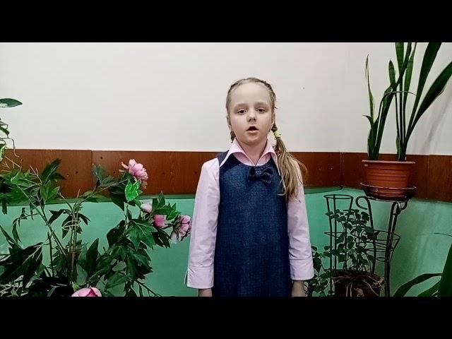 Изображение предпросмотра прочтения – АринаМалиновская читает произведение «Колокол дремавший» С.А.Есенина