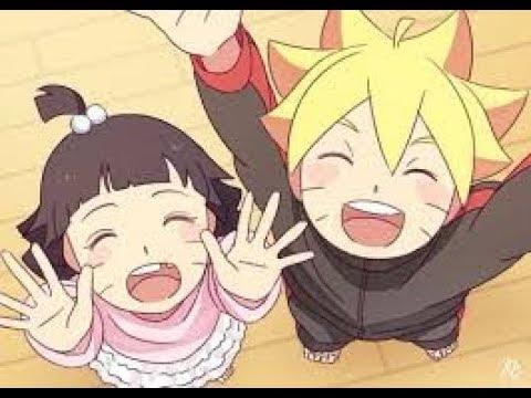 Наруто и Хината иметь дочурку и сына к 30 примерно аниме картинки фото