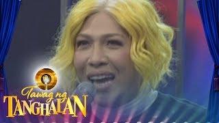 Tawag Ng Tanghalan: Vice Ganda's new hairstyle!