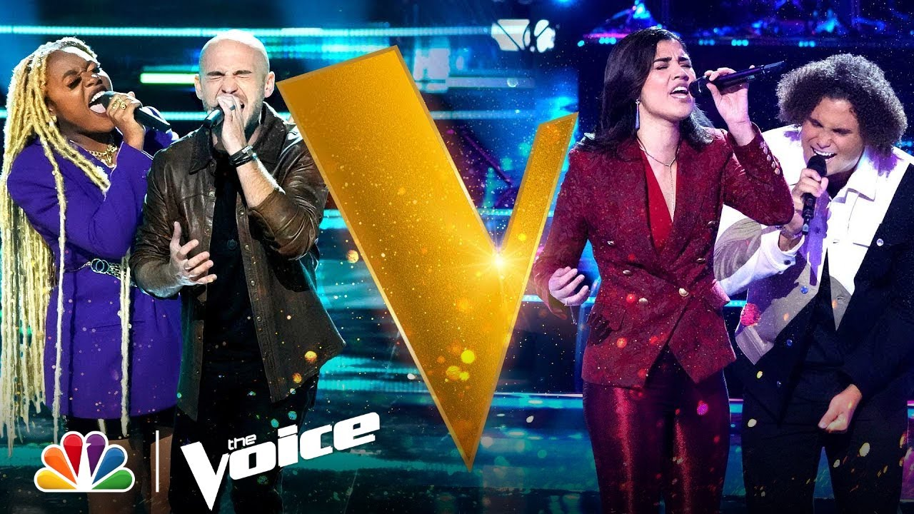 Download Libianca vs. Tommy Edwards and Carolina Alonso vs. Xavier Cornell - The Voice Battles 2021