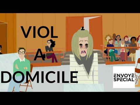 Envoyé spécial - Viol à domicile – 2 mars 2017 (France 2)