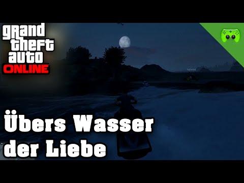 GTA ONLINE # 106 - Übers Wasser der Liebe «» Let's Play Grand Theft Auto Online | 60HD
