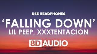 Lil Peep Xxxtentacion Falling Down 8D Audio.mp3