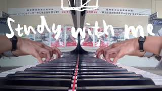【ピアノ動画】筑前前原駅 駅ピアノ ストリートピアノ ちょこっとモシュコフスキー弾いてみた moszkowski etude op.72-6