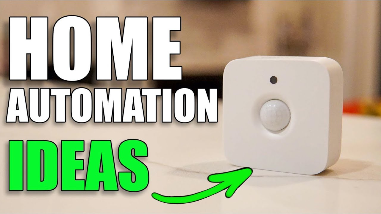 21 Home Automation Ideas for 2021