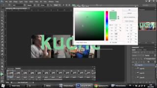 Как из видео сделать гиф анимацию в Photoshop(как с помощью фотошопа из видео сделать гиф пишите свои вопросы в коментариях - http://vk.com/kucher9 в видео использу..., 2012-12-16T08:41:18.000Z)
