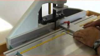Hoffmann Dovetail Routing Machines: Mu2-p Butt-stop From Hermance Machine Company