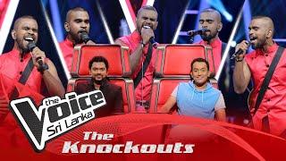 John Premshan | Girls Like You | The Knockouts | The Voice Sri Lanka Thumbnail