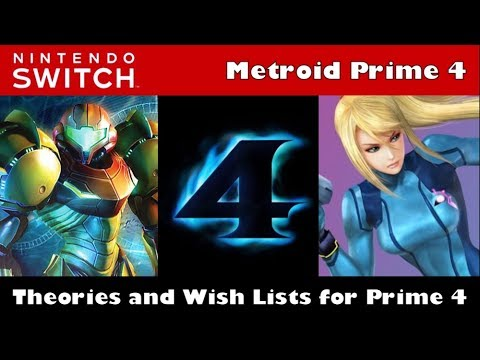 Metroid Prime 4 Theories, Speculation, and Wish Lists! (#NintendoSwitch)