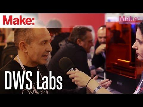0 - DWS Labs XFab Laser 3D Printer