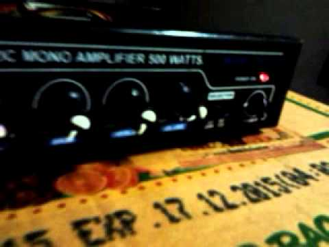 SD SOUND เทสตู้ลำโพงเสียงเบส มีกราฟครับ