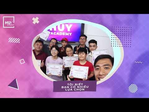 Huy Academy - Đào tạo thiết kế đồ họa Đà Nẵng