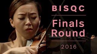 Finals Round: Rolston String Quartet – Ludwig van Beethoven: String Quartet Op. 59, No. 2