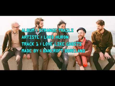 Love like ghosts lyrics on screen