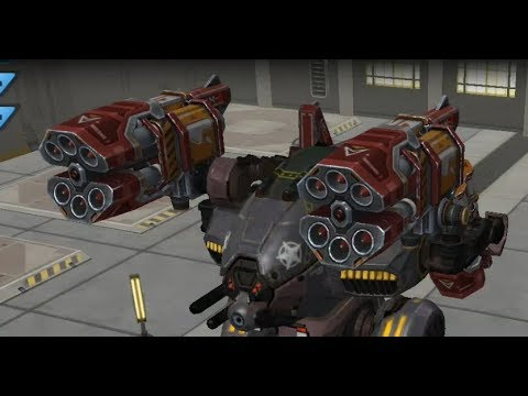 Download Youtube: War Robots [3.4] Test Server -  NEW Weapon VORTEX Wiki