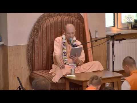 Шримад Бхагаватам 4.9.32 - Бхакти Ананта Кришна Госвами