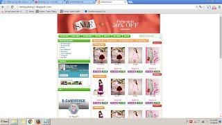 Thiết kế trang web bán hàng bằng blogspot