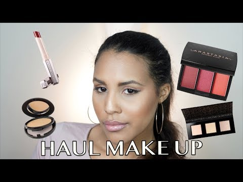Haul Make Up 💄 🛍 ⎮ BHcosmetics ⎮ Sleek ⎮ Fenty Beauty⎮ Bare Minerals⎮ABH ⎮ Black UP⎮ Lancôme...