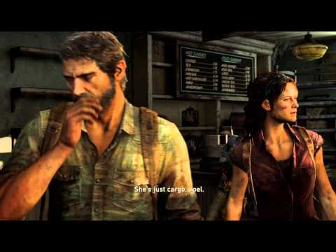 The Last Of Us Remastered-The Slum (Grounded Mode Difficulty)