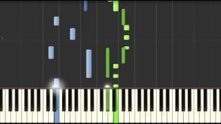 世界に一つだけの花/SMAP(ピアノソロ中級)【楽譜あり】 SMAP - Sekai ni Hitotsu Dake no Hana [PIANO]