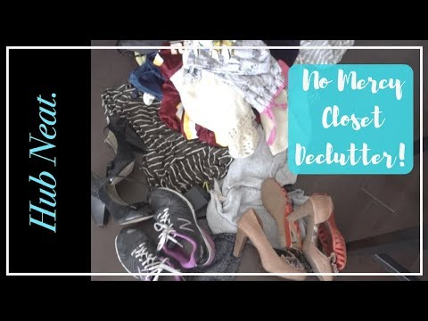 Serious Fall Closet Edit & Organizing!