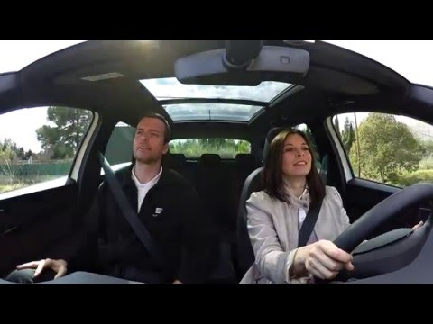 SEAT Ateca pre-test drive: Drive Profile and Driving ...