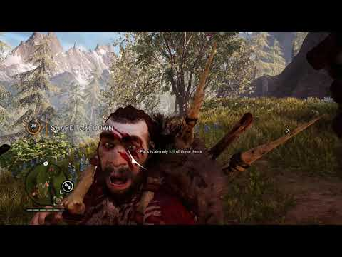 Far Cry Primal (PC, Apex Ed.) 100% Walkthrough Part 136 / The Blaze [4K, Ultra]  