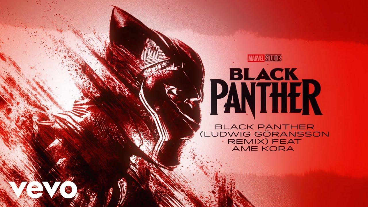 Ludwig Göransson: Black Panther (Ludwig Göransson Remix