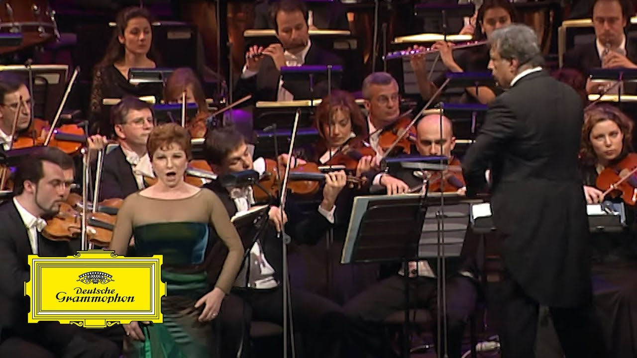 Mariella Devia, Marcelo Álvarez, Zubin Mehta – Verdi: La Traviata, Act I: 'Sempre Libera' (excerpt)