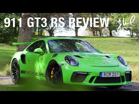 Porsche 911 GT3 RS (991.2) - REVIEW - EP 037