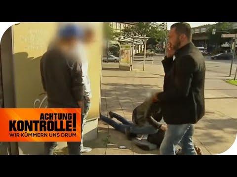 Bandendiebstahl: Den Citydetektive geht ein dicker Fisch ins Netz! | Achtung Kontrolle | kabel eins