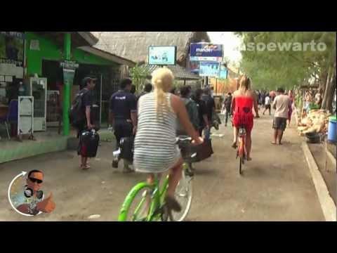 Gili Trawangan, Lombok Island - Biosafe Tour 2011 (Original)