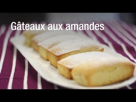 recette-de-gâteaux-aux-amandes