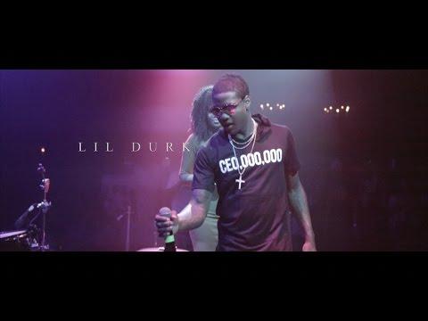 Lil Durk: L.A Tastemaker (2x album listening session) Shot By @RioProdBXC