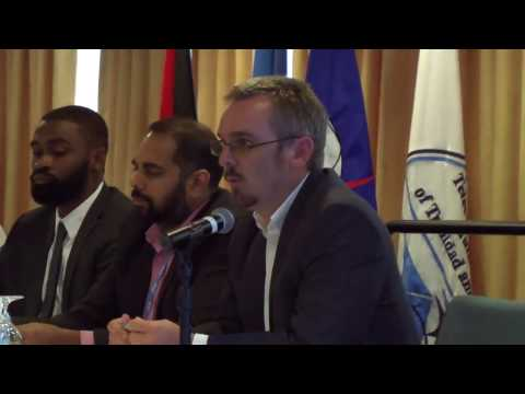 Caribbean Fintech 2016 - Panel Discussion - Digital currency