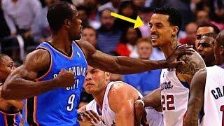 "NBA ""Unfazed"" Moments"