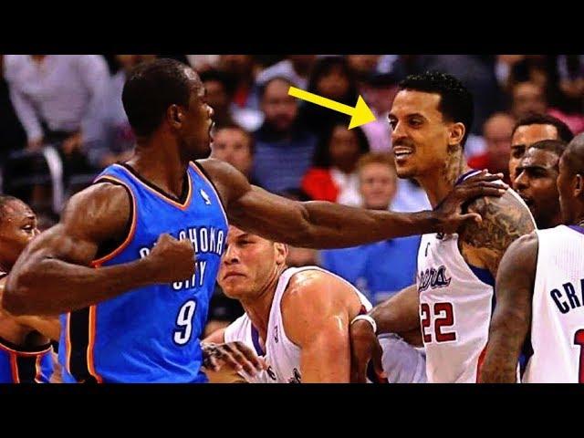 NBA Unfazed Moments