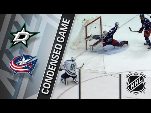 01/18/18 Condensed Game: Stars @ Blue Jackets