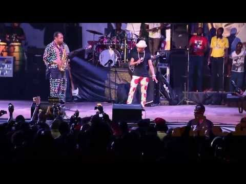 Wizkid Explains the Meaning of Jaiye Jaiye at Felabration 2013