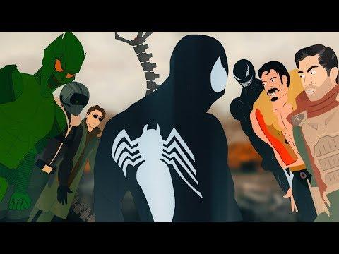 Невероятная шестерка мультфильм