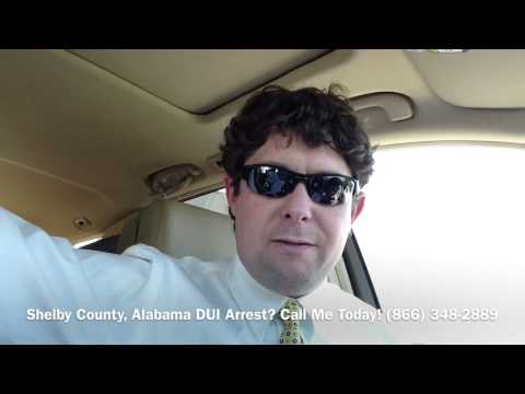 Shelby County, Alabama DUI Lawyer - Attorney for Shelby County, AL DUI Arrest