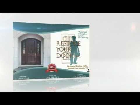 Restore Your Door Houston   (713) 861 2081